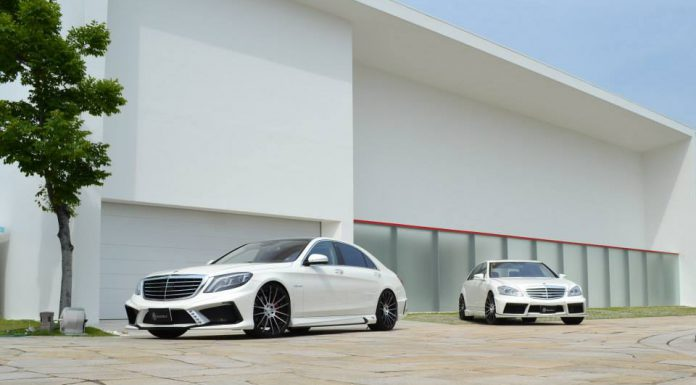 Mercedes-Benz S 63 AMG by VITT Squalo