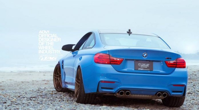 Tag Motorsports Creates World's First Modified 2014 BMW M4