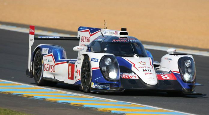 24 Hours of Le Mans Test Weekend