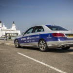 Mercedes-Benz E-Class Travels Almost 2000km On One Tank