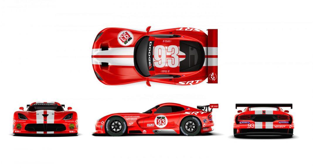 Official: 2014 Dodge Viper SRT GTS-R