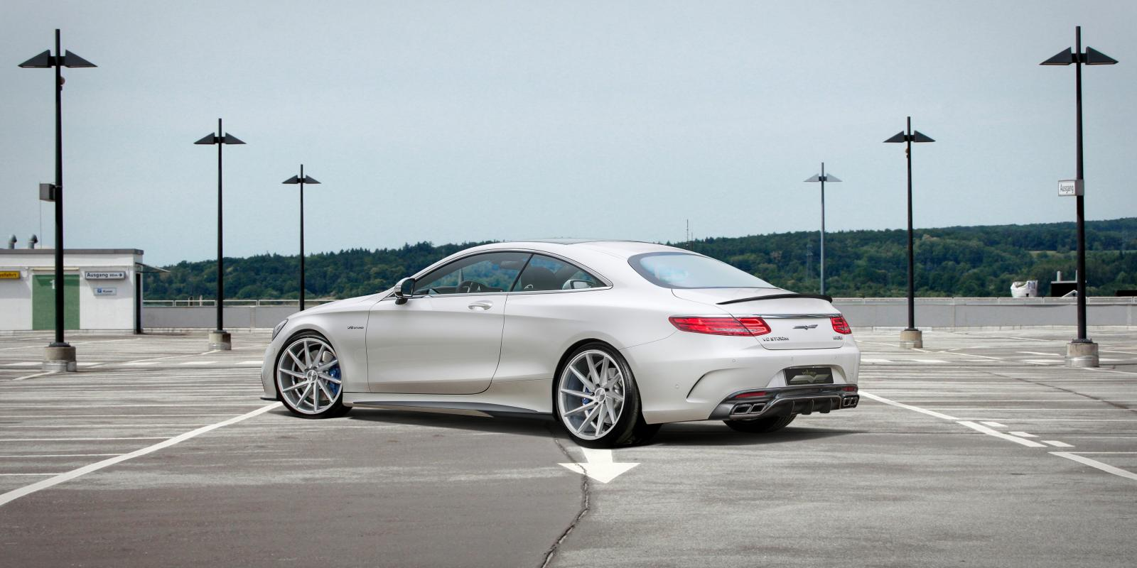 Official 2015 Mercedes Benz S 63 Amg Coupe By Voltage