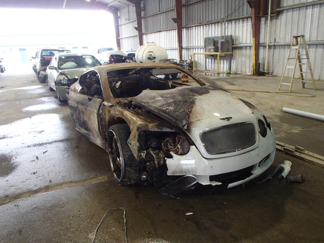 Is This Burnt-out Bentley Really Worth $56k?