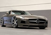 Official: Mercedes-Benz SLS AMG by DD Customs