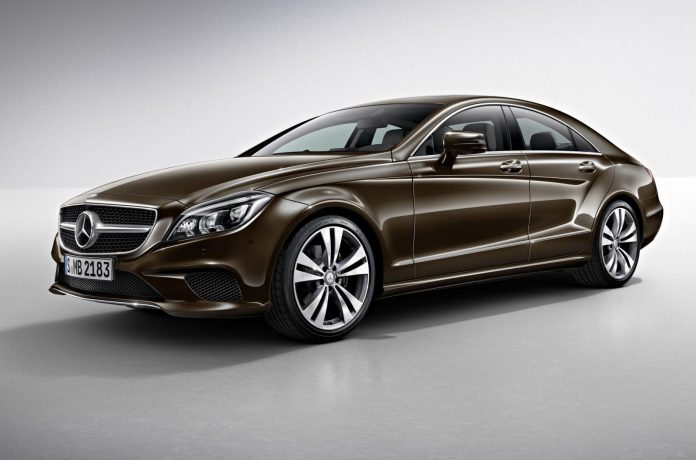 Official: 2015 Mercedes-Benz CLS Sport and Night Packages