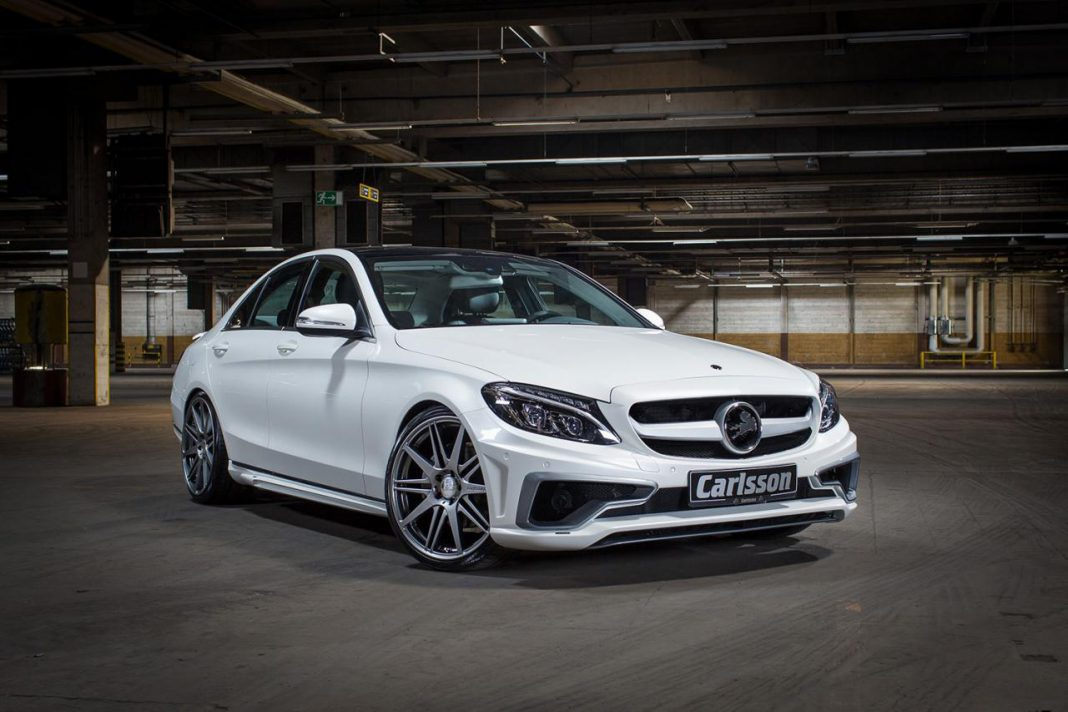 Official: 2014 Mercedes-Benz C-Class by Carlsson