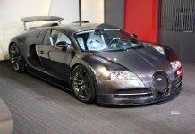 For Sale: Stunning Bugatti Veyron Mansory Vincero