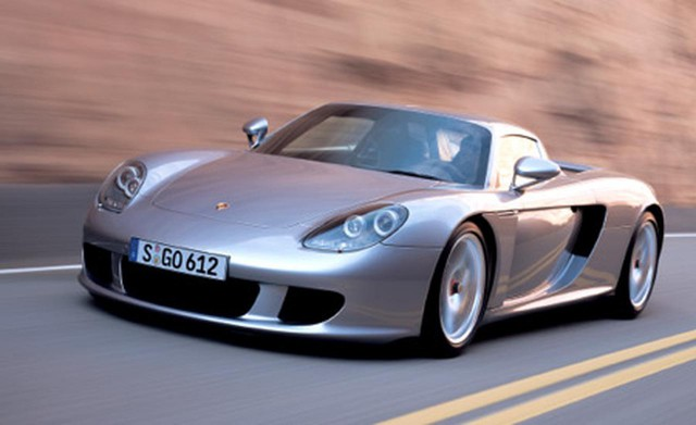 Local Council to Pay $44k Repair Bill After Cop Rear-Ends Porsche Carrera GT