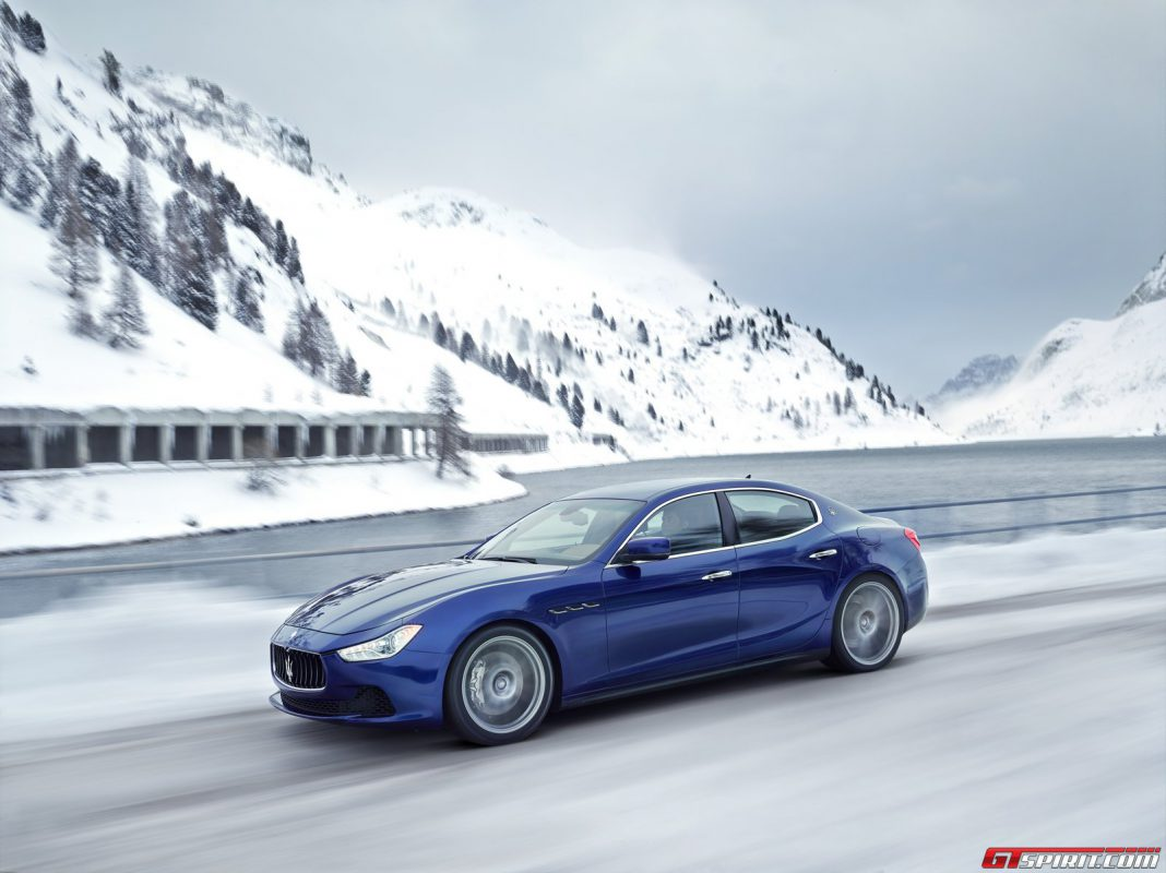 Maserati Sells Over 1100 Cars in May; Highest Selling Month Ever