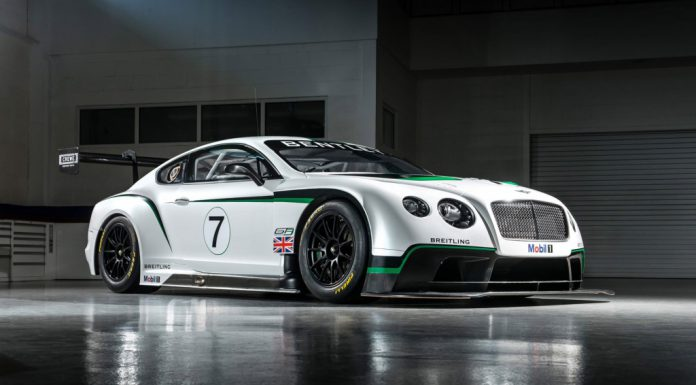 Bentley to Field Team in 2015 Nurburgring 24 Hours