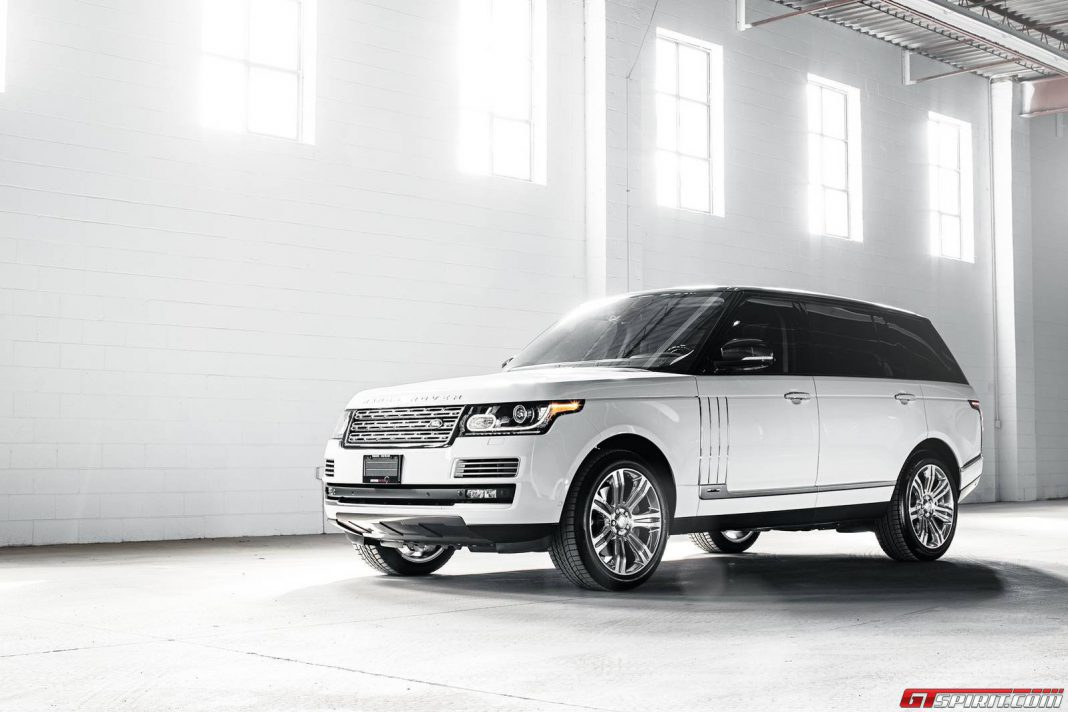 2014 Range Rover LWB Autobiography Black Edition
