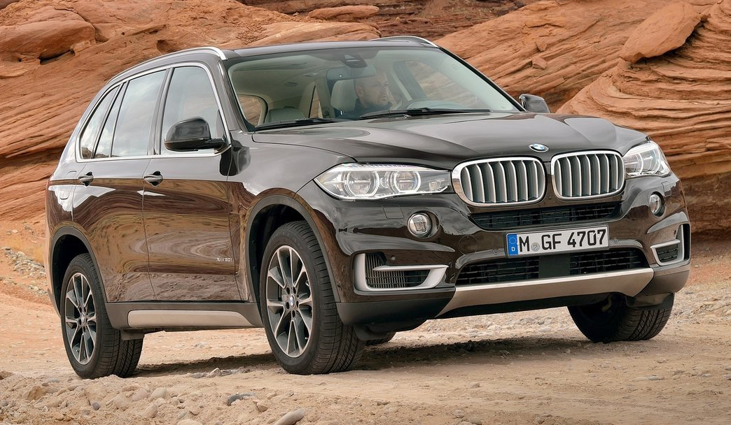 Over 6000 American BMW X5s Being Recalled Over Child Safety Locks