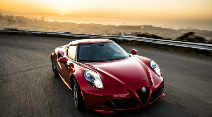U.S-Spec Alfa Romeo 4C Detailed; Starts at $53,900