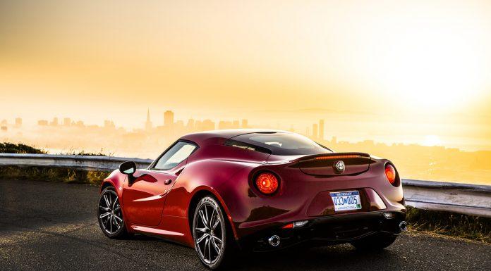 Manual Alfa Romeo 4C Won't Be Offered