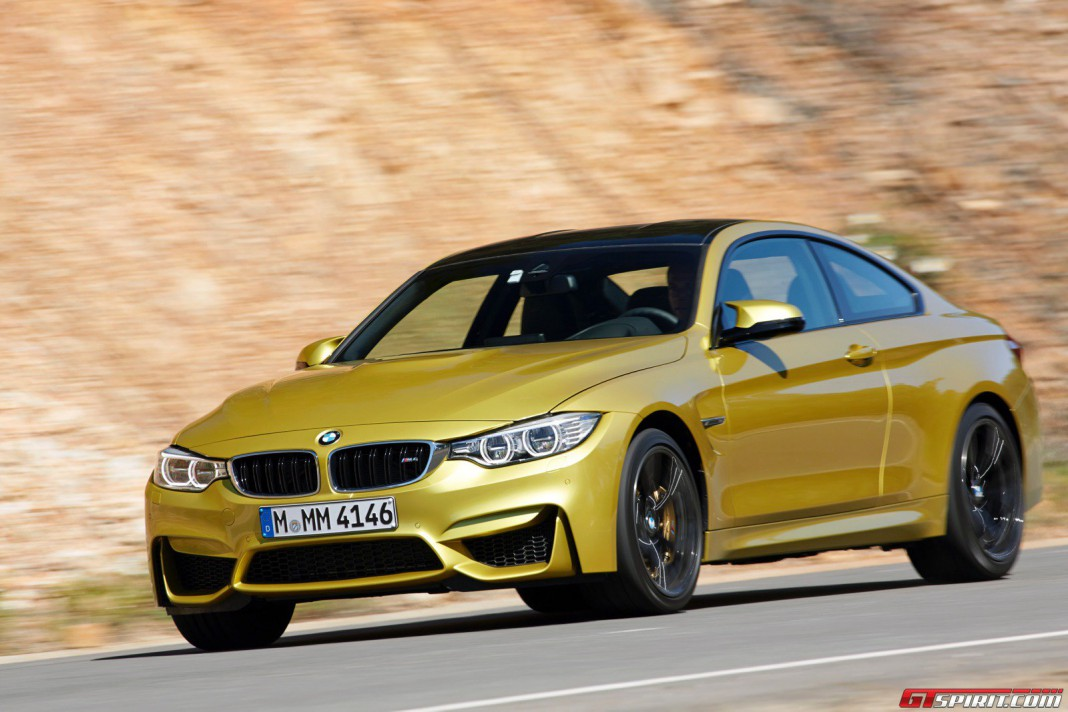 BMW M4 GTS in the Works