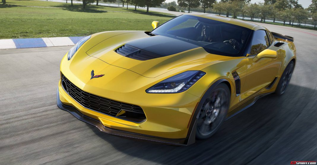 Next-Generation Corvette to be Mid-Engined?