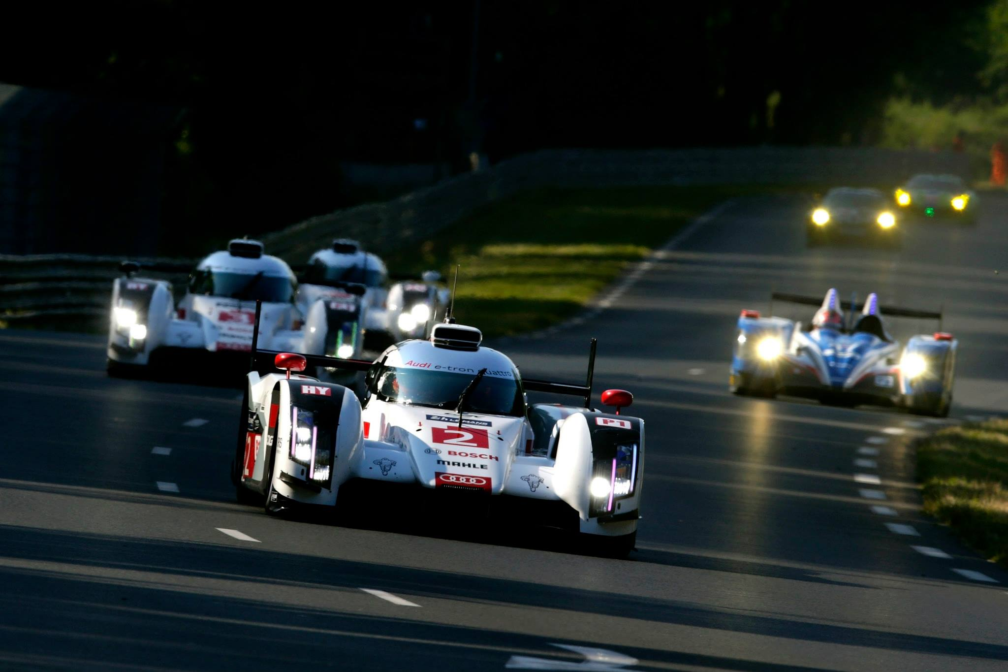 24 hours of le mans 2014 recap audi takes 1 2 victory gtspirit. Black Bedroom Furniture Sets. Home Design Ideas