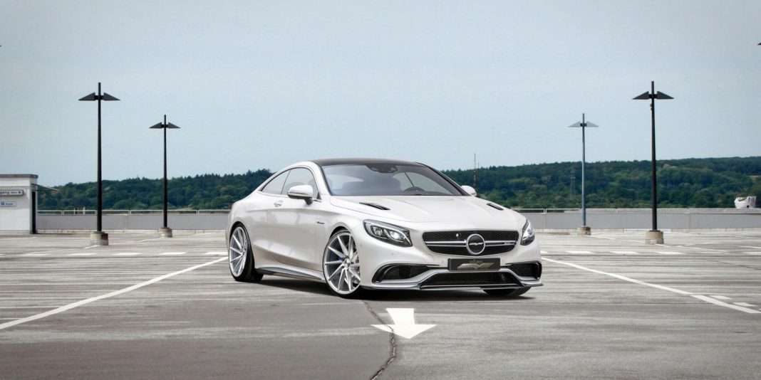 Official: 2015 Mercedes-Benz S 63 AMG Coupe by Voltage Design