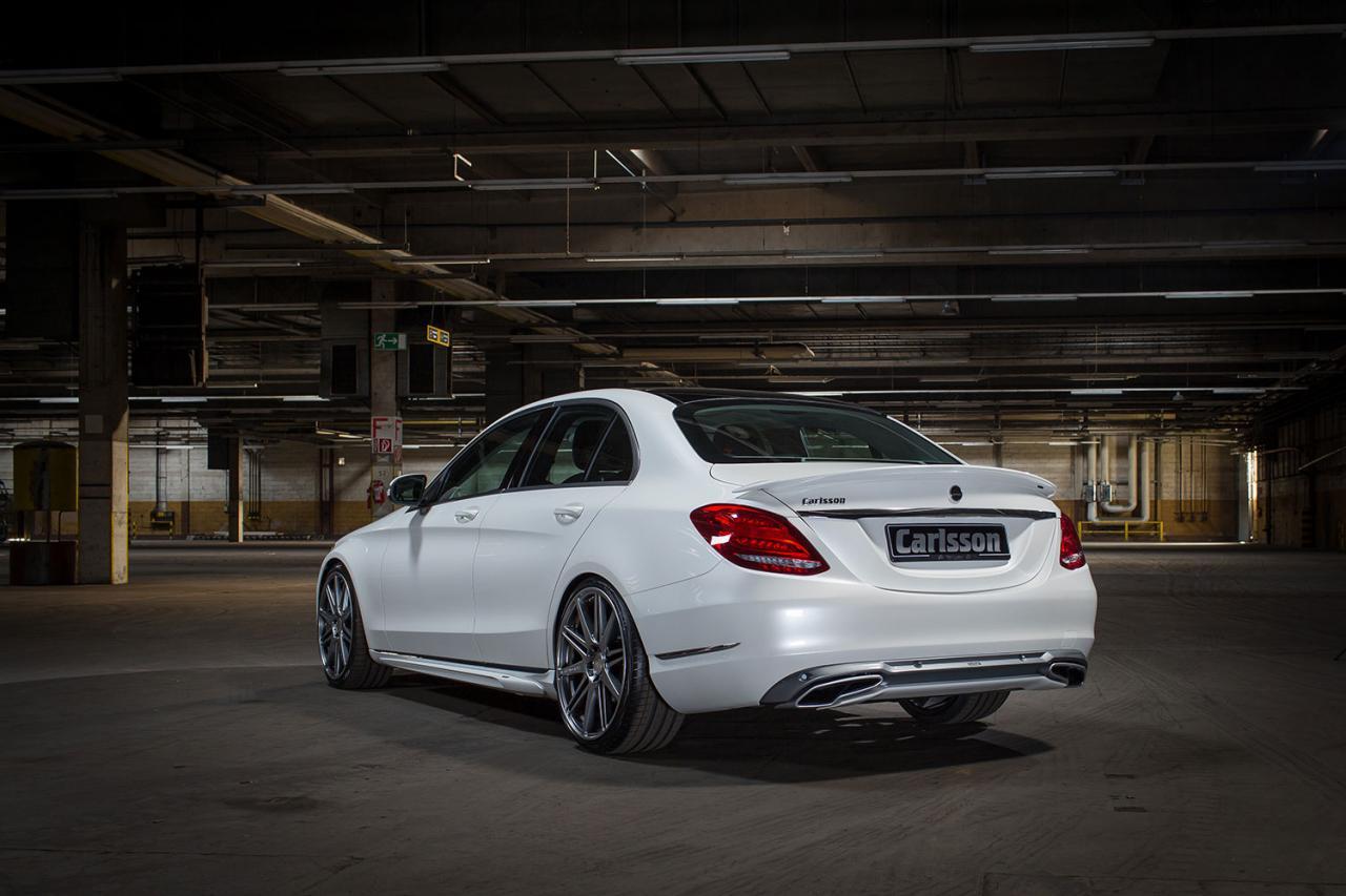 Official: 2014 Mercedes-Benz C-Class by Carlsson