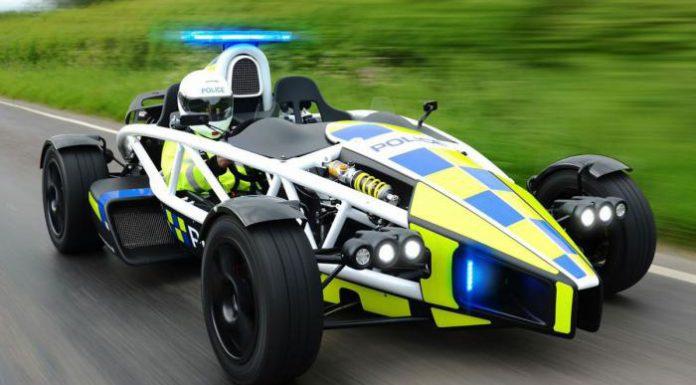 Special 350hp Ariel Atom Police Car Revealed in U.K.
