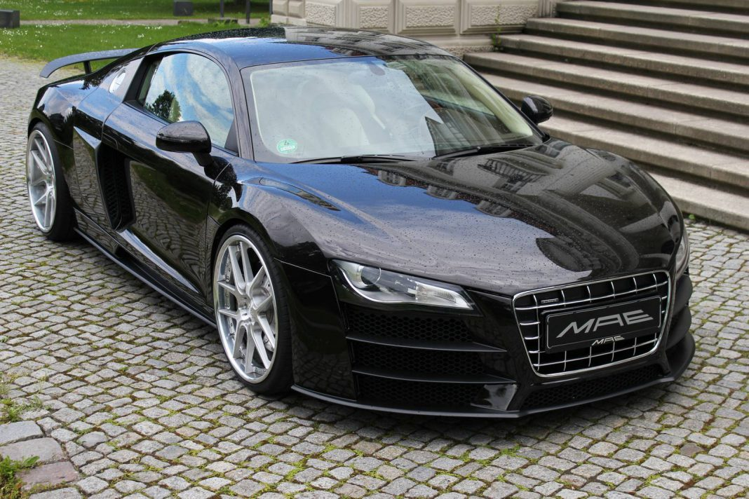 Audi R8 GT XII by SGA Aerodynamics