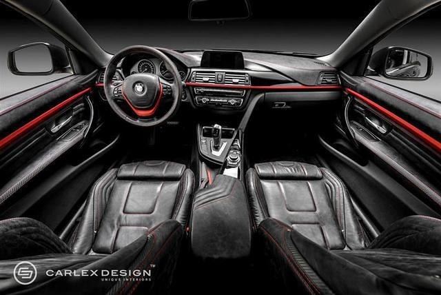 Official: BMW 4-Series by Carlex Design