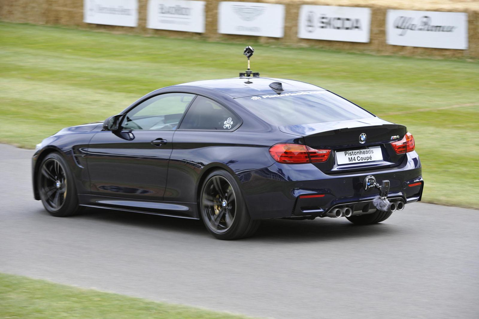 goodwood fos 2014 bmw individual m4 coupe gtspirit. Black Bedroom Furniture Sets. Home Design Ideas