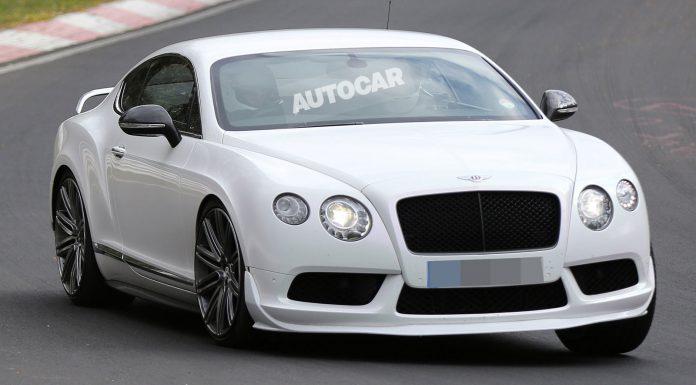 Rear-Drive Bentley Continental GT3 Road Car Debuting at Goodwood
