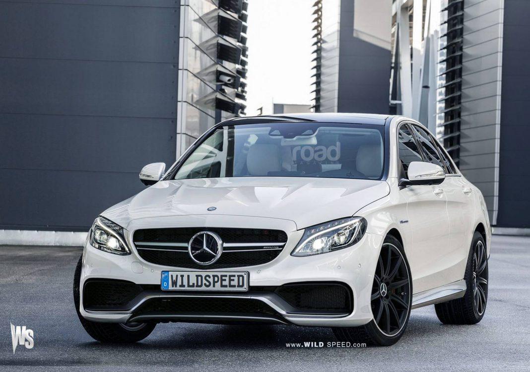 2015 Mercedes-Benz C 63 AMG Coming September 24?