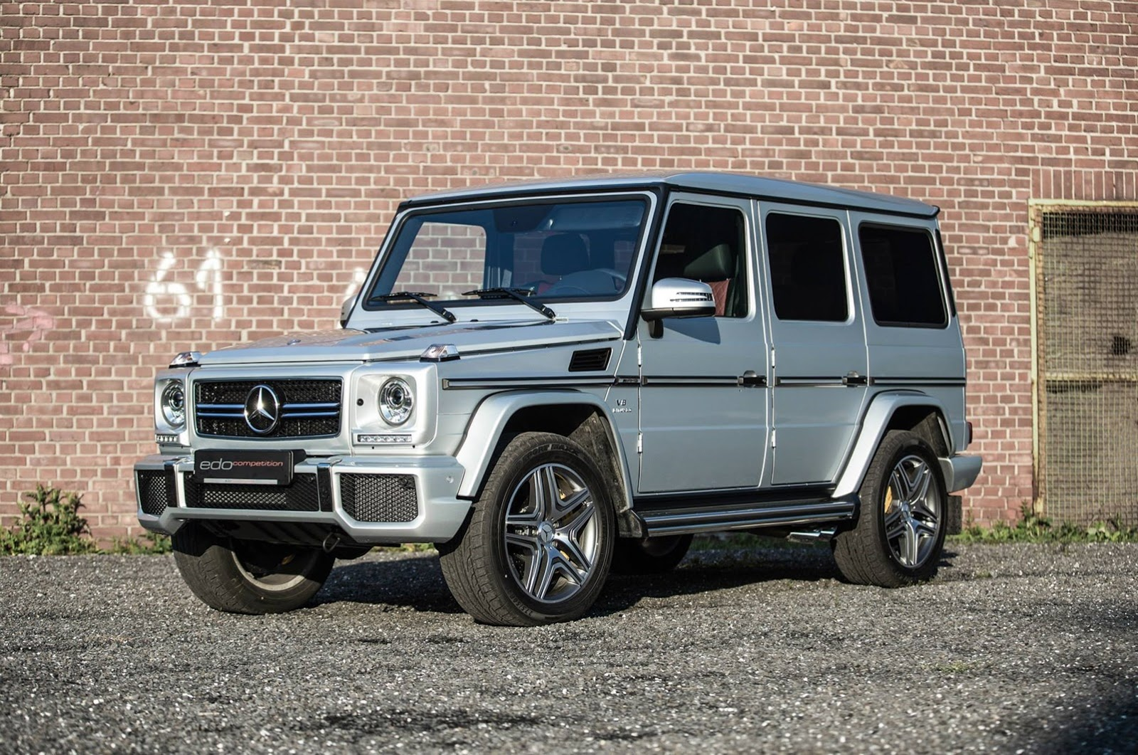 Official mercedes benz g63 amg by edo competition gtspirit for Mercedes benz g 63