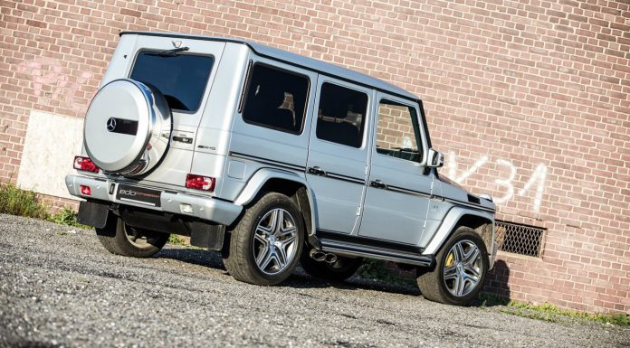 Official: Mercedes-Benz G63 AMG by Edo Competition