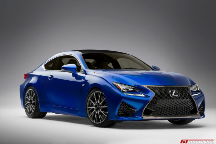 Lexus RC F Coupe to Tackle Goodwood Festival of Speed Hillclimb