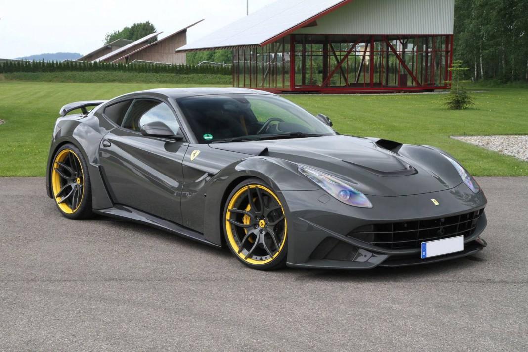 Grigio Scuro Novitec N-Largo Ferrari F12