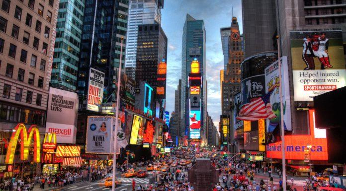 New York City Gumball 3000