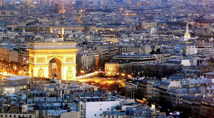 Gumball 3000 in Paris