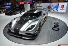 Koenigsegg Bringing Two One:1's to Goodwood Festival of Speed 2014