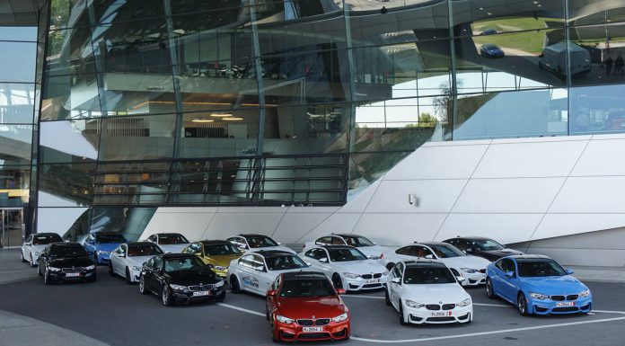 2014 BMW M3 Sedan and M4 Coupes Delivered