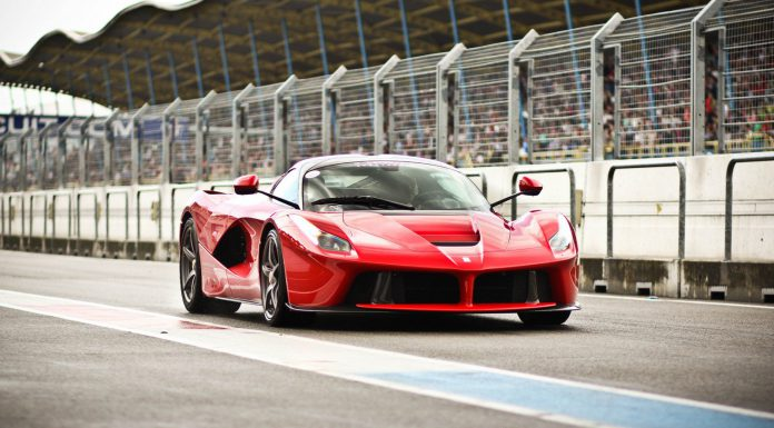 Ferrari LaFerrari Spider on the Cards?