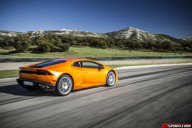 Lamborghini Confirms Racing-Spec Huracan Super Trofeo in the Works