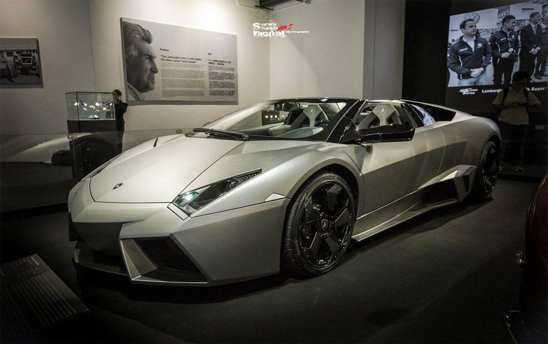Lamborghini Veneno For Sale >> Gallery: Lamborghini Reventon Roadster in Hong Kong - GTspirit