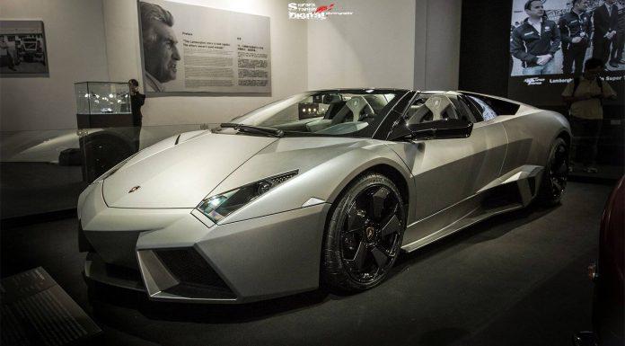 Lamborghini Reventon Roadster in Hong Kong