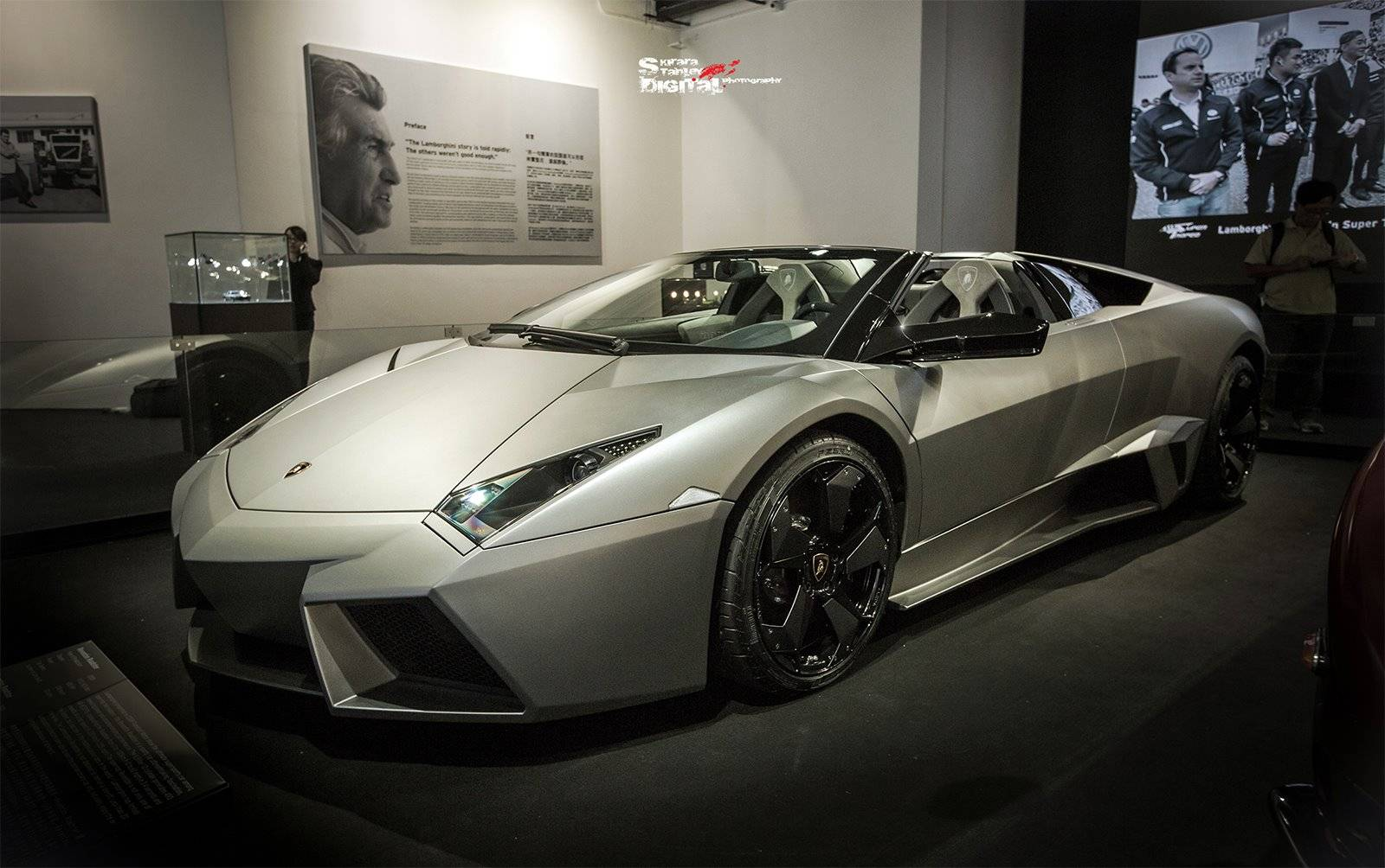 gallery lamborghini reventon roadster in hong kong gtspirit. Black Bedroom Furniture Sets. Home Design Ideas