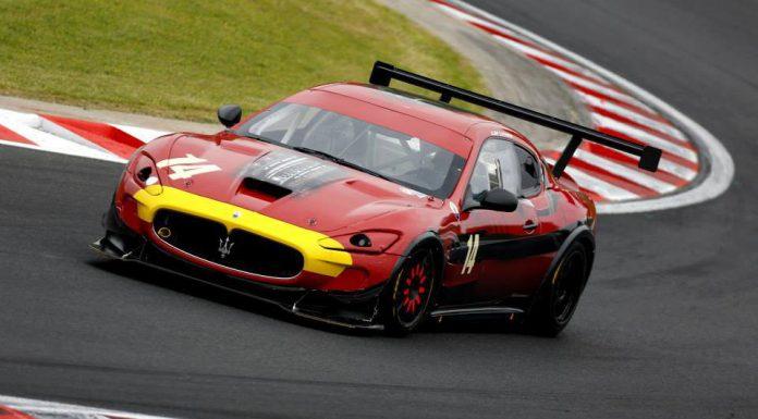 Maserati Trofeo Hungaroring