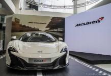 McLaren 650S Launch in Malaysia