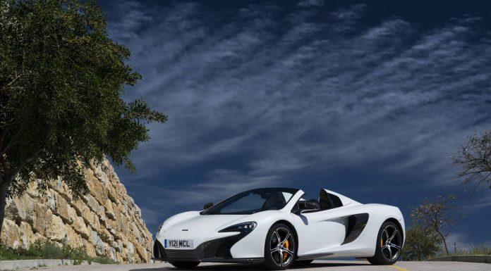 New McLaren Ascot