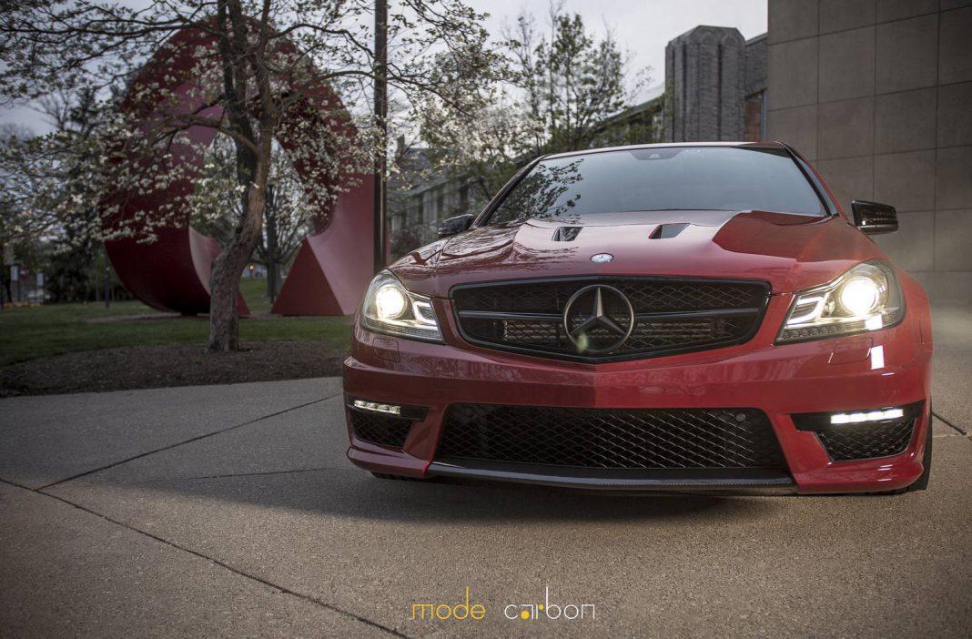 Red Hoosier Mercedes-Benz C63 Edition 507
