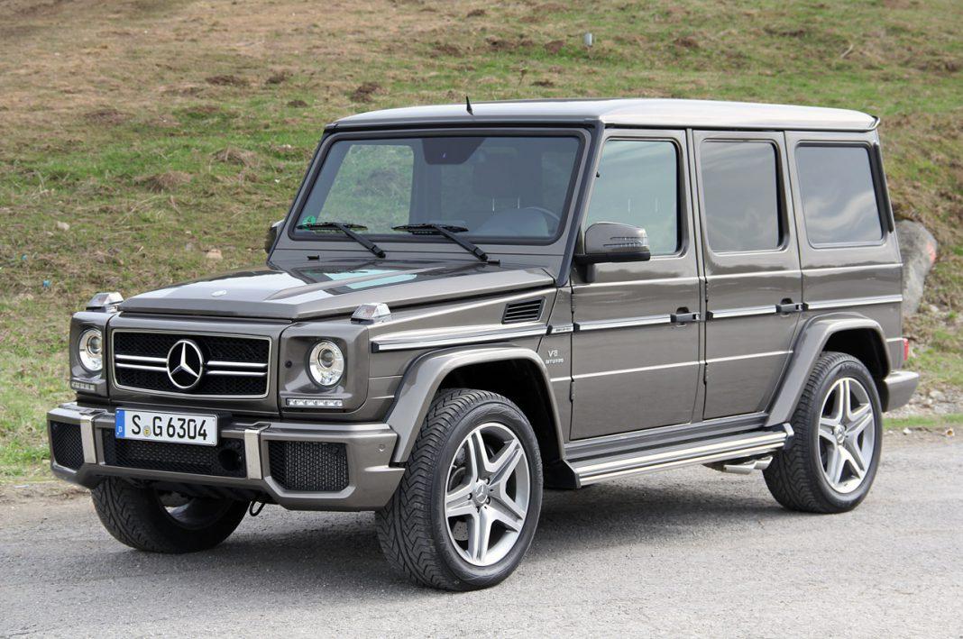 Next-Gen Mercedes-Benz G-Wagon to Drop At Least 400kg