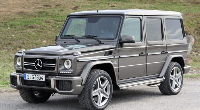 Next-Gen Mercedes-Benz G-Wagon to Drop At Least 400kg