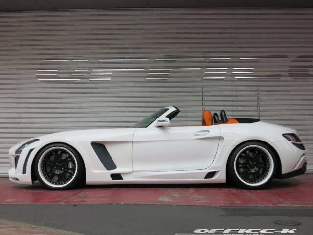 FAB Design Mercedes-Benz SLS AMG Jetstream by Office-K