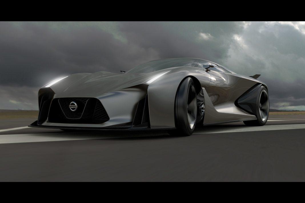Official: Nissan Concept 2020 Vision Gran Turismo